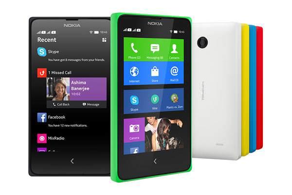 MCW 2014: Nokia X, X+ ve XL hakk�nda t�m detaylar