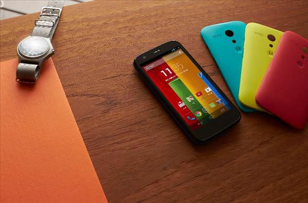Motorola Moto G duyuruldu. ��te hakk�nda her �ey