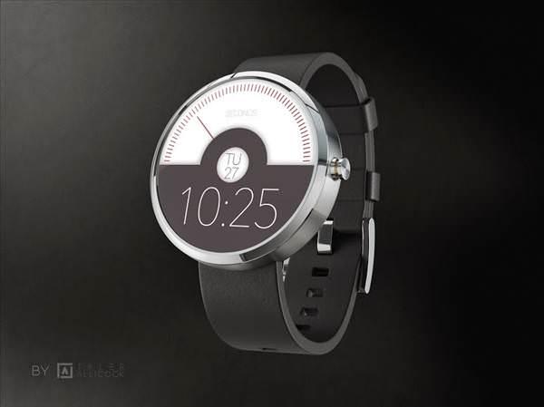 Motorola'n�n ak�ll� saat yar��mas�nda finale kalan 10 tasar�m