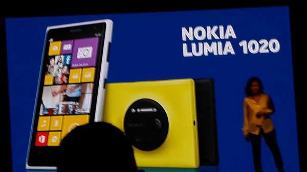 Nokia Lumia 1020 - T�rkiye lansman� foto�raflar�
