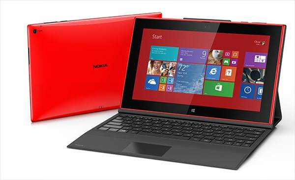 Nokia Lumia 2520 tablet hakk�nda her �ey