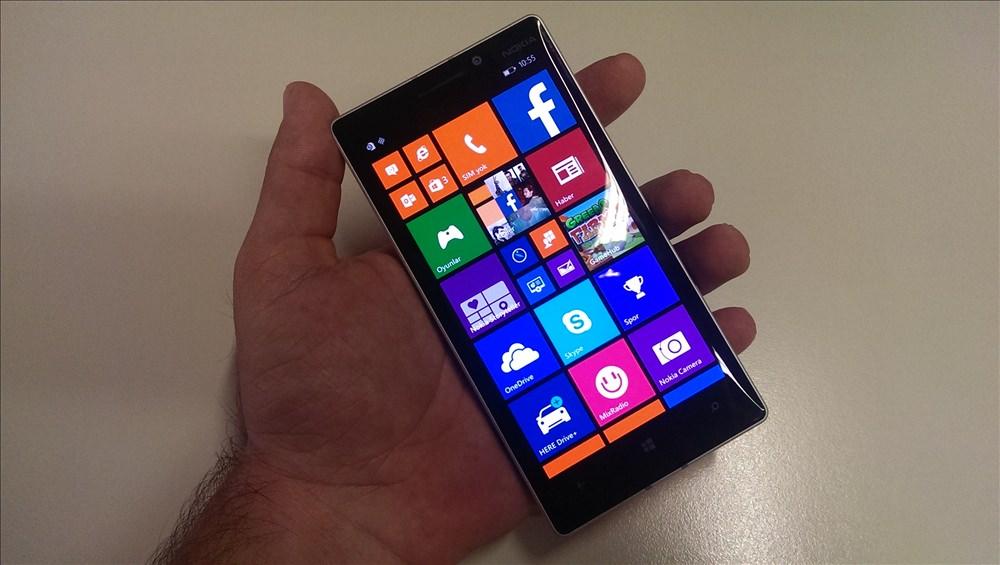 Nokia Lumia 930'un foto�raflar