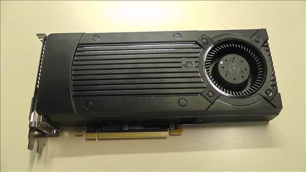 Nvidia GeForce GTX 760 foto�raflar�