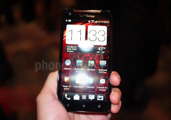 Piksel canavar� HTC Droid DNA duyuruldu
