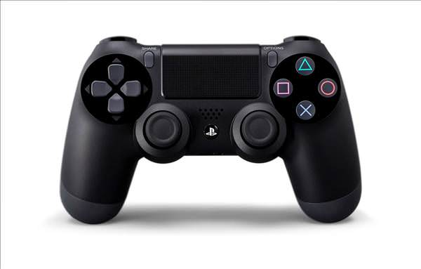 Playstation 4 gamepad'inin HD g�r�nt�leri