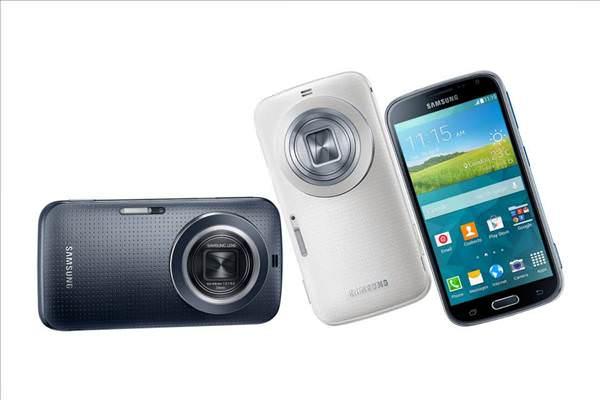 Samsung Galaxy K Zoom duyuruldu