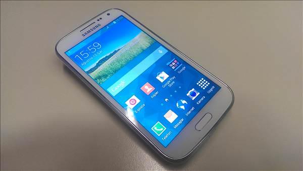 Samsung Galaxy K Zoom'un foto�raflar�