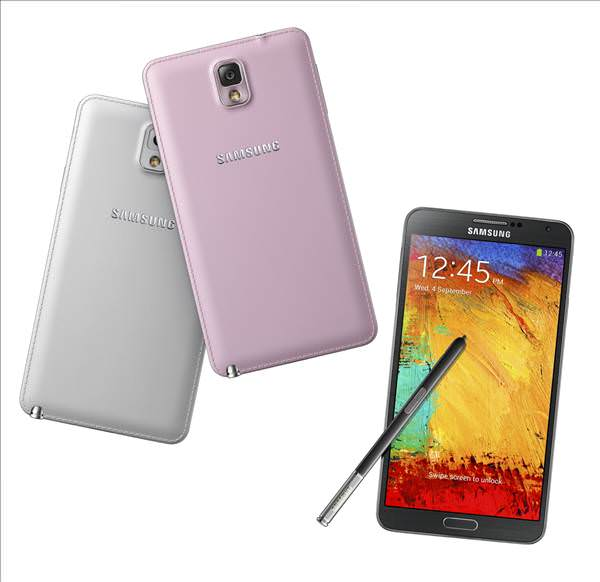 Samsung Galaxy Note 3 hakk�nda her �ey