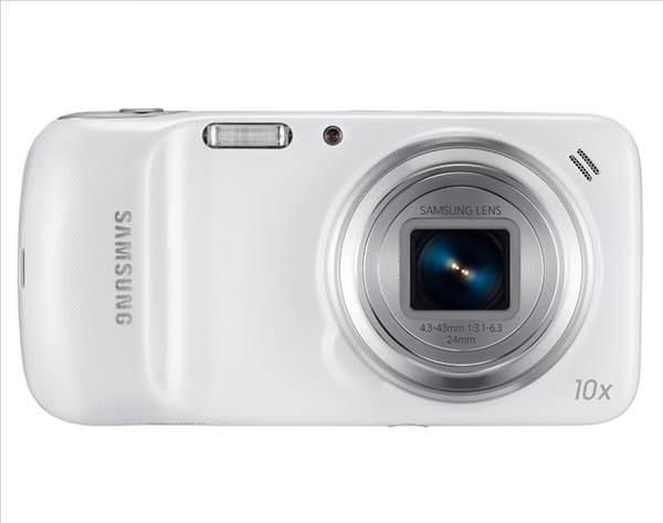 Samsung Galaxy S4 Zoom'un foto�raflar�