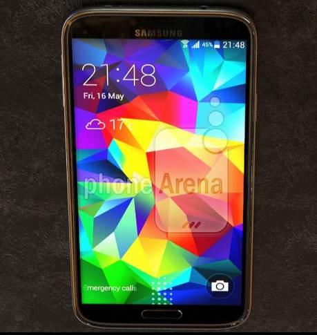 Samsung Galaxy S5 Prime'�n yeni g�r�nt�leri