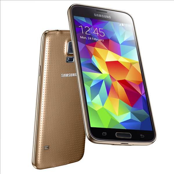 Samsung Galaxy S5'in alt�n versiyonu duyuruldu