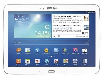 Samsung GalaxyTab 3 10.1