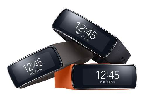 Samsung Gear Fit hakk�nda her �ey