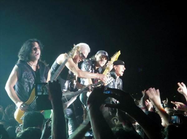 Scorpions - Veda Turnesi (�zmir, �stanbul)