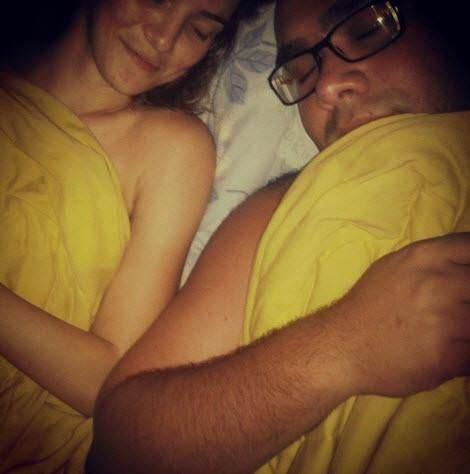 Selfie ak�m� rotas�n� yatak odas�na �evirdi