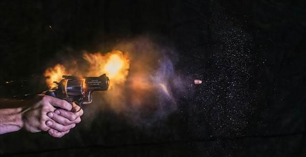 Silahlar ate�lendikten milisaniyeler sonra nas�l g�z�k�yor?