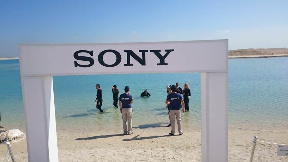 Sony, d�nyan�n ilk sualt� ma�azas�n� a�t�