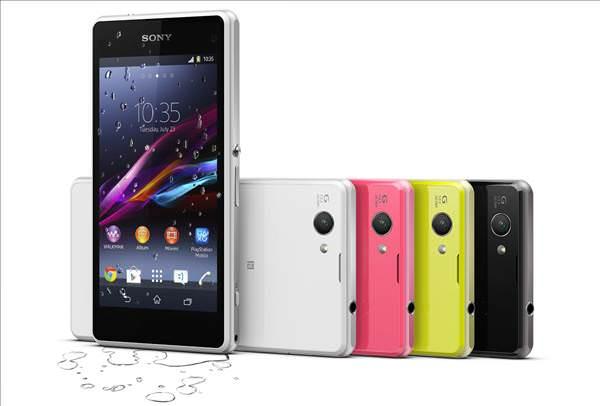 Sony Xperia Z1 Compact'ta neler iyi, neler k�t�?