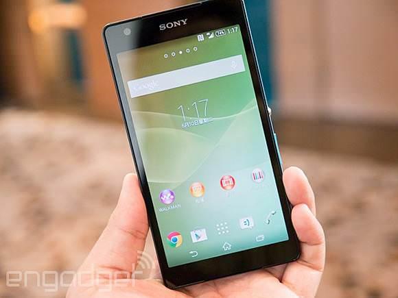 Sony Xperia Z2a geliyor