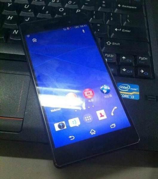 Sony Xperia Z3'�n teknik �zellikleri ve foto�raflar�