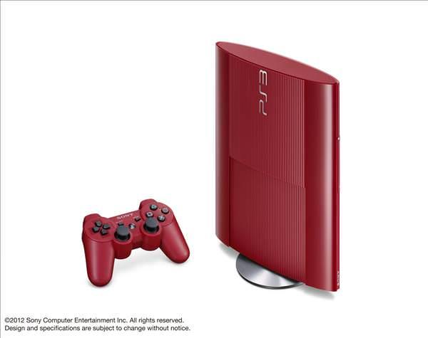 Sony'den k�rm�z� ve mavi PS3'ler geliyor