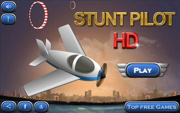 Stunt Pilot, BB10 cihazlar i�in �cretsiz oldu