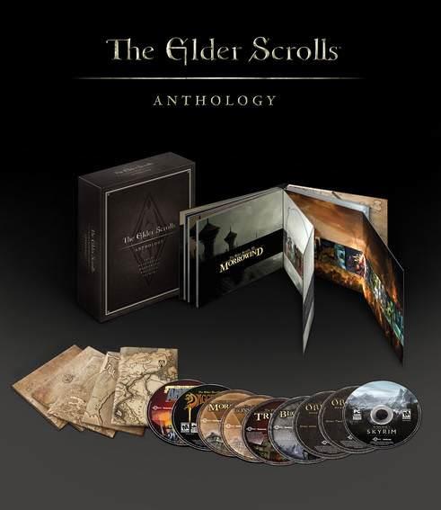 The Elder Scrolls Antolojisi paketi, Eyl�l'de PC'ye geliyor