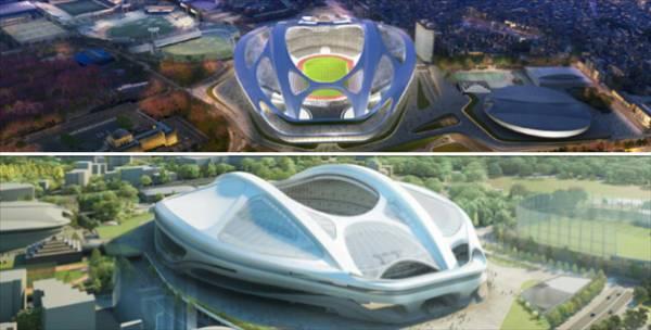 Tokyo'nun yeni stadyumu 1.3 milyar dolar tasarruf sa�layacak