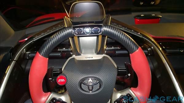 Toyota Gran Turismo 6 arabas� ger�ek oldu