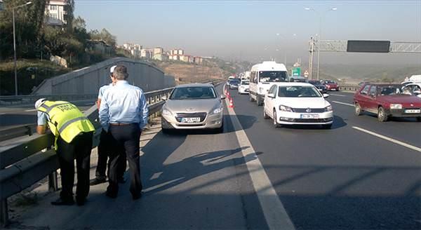 Trafik denetimlerinde teknoloji devrede