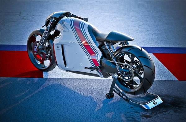 Tron motosikletleri ger�ek hayatta!