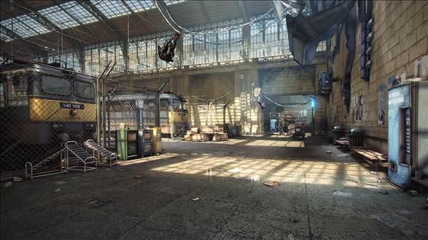 Unreal Engine 4'l� Half-Life 2