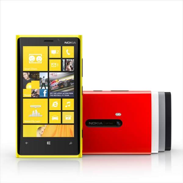 Windows Phone 8'li t�m telefonlar
