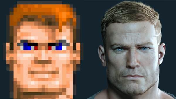 Wolfenstein'�n g�rsel evrimi