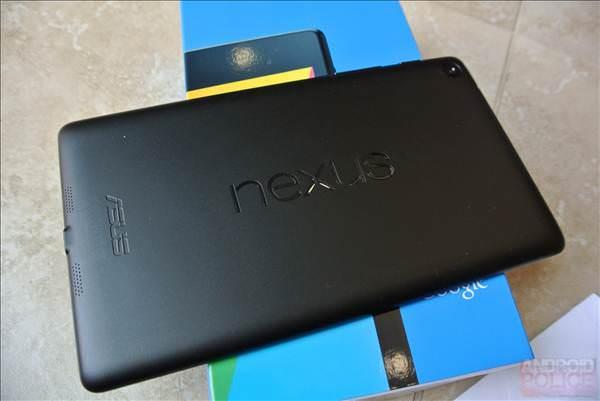 Yeni Google Nexus 7'nin foto�raflar�