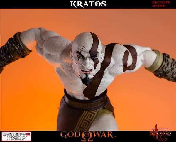 Yeni Kratos fig�rleri geliyor