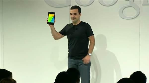 Yeni Nexus 7 hakk�nda her �ey