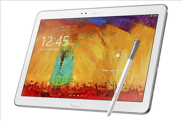 Yeni Samsung Galaxy Note 10.1