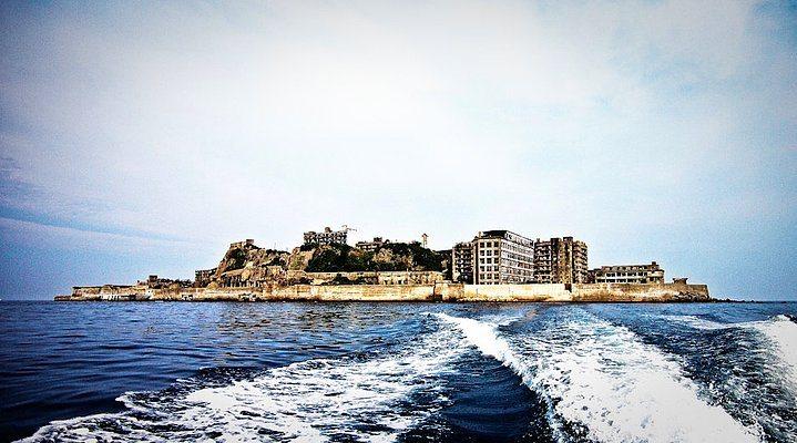 Japonya'daki hayalet ada ile tan���n