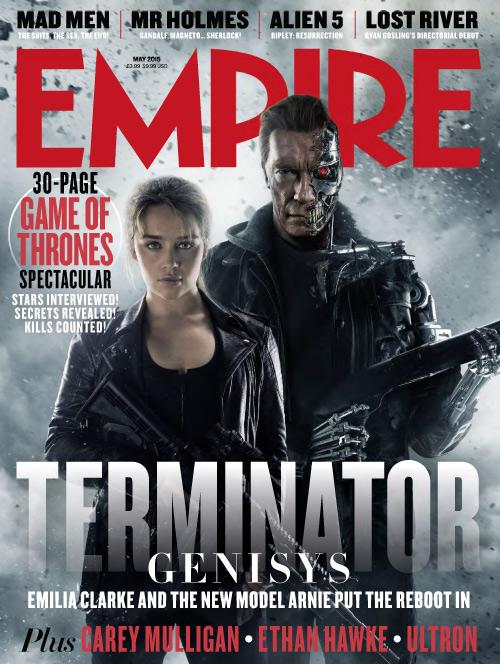 Terminator: Genisys'ten yeni foto�raflarda geldi