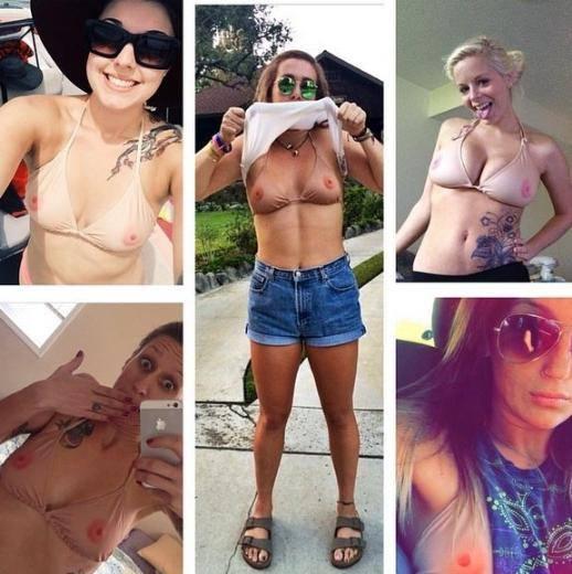 Yok art�k dedirten internet ak�m�: Ta Ta Top Bikini
