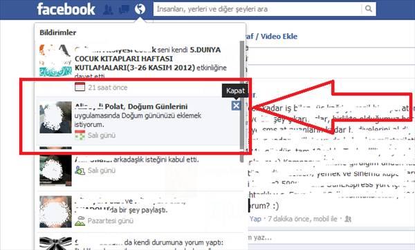 Facebook'ta istenmeyen davetleri engelleyin