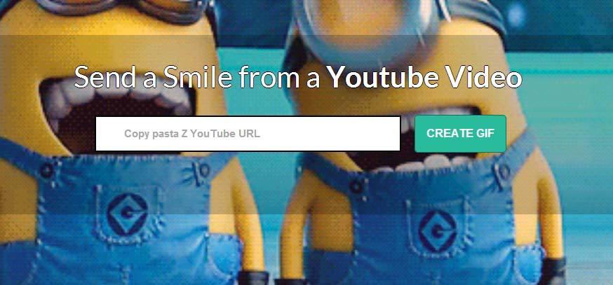Youtube �zerinden gif haz�rlamak ister misiniz?