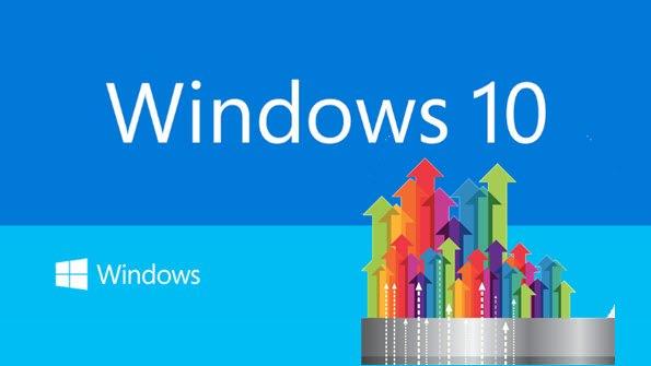 Windows 10'a g�venli y�kseltim i�in ipu�lar�