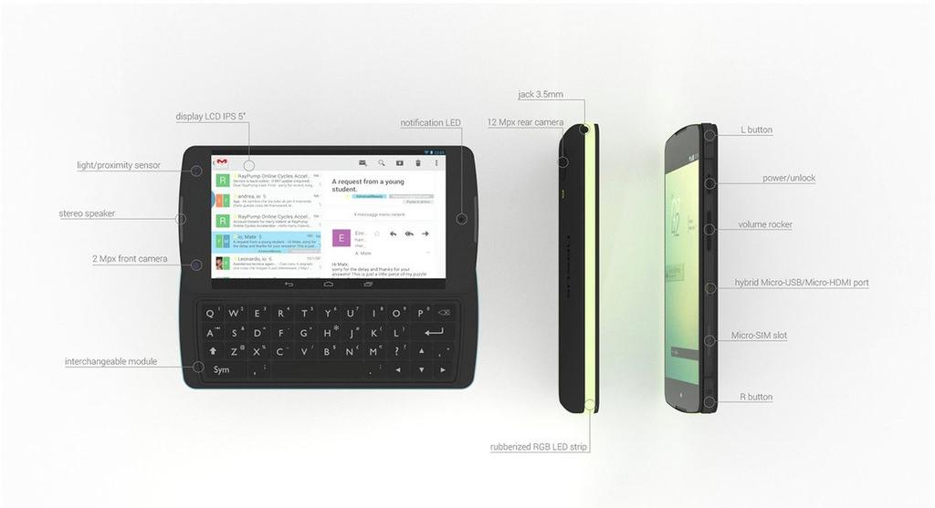 6 harika Nexus telefon konsepti