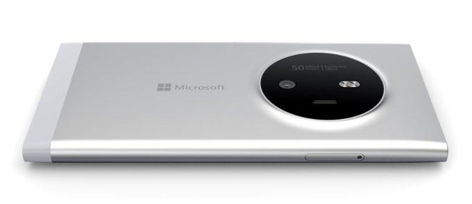 Al�minyum Lumia 1030 konsepti ortaya ��kt�