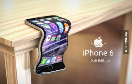 B�k�len iPhone 6 Plus, sosyal medyan�n yeni dalga konusu