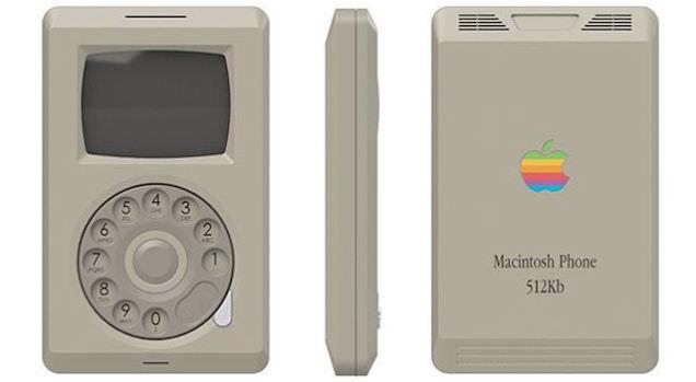E�er iPhone'lar 1985'te olsayd�