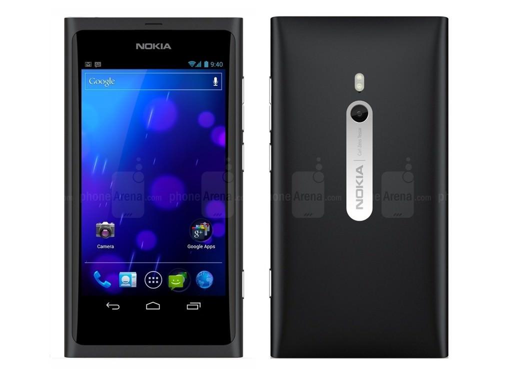 E�er Nokia Lumia telefonlar Android'li olsalard�?
