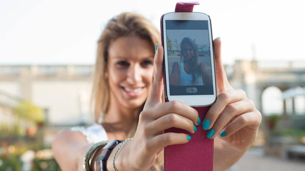 En iyi Selfie (�z�ekim) foto�raf i�in 10 ipucu